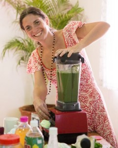 j with vitamix