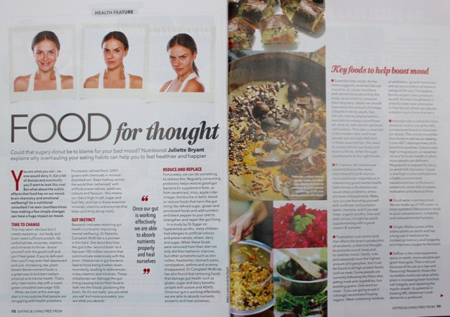 Food for Thought Article