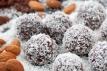 Raw Coconut Truffles