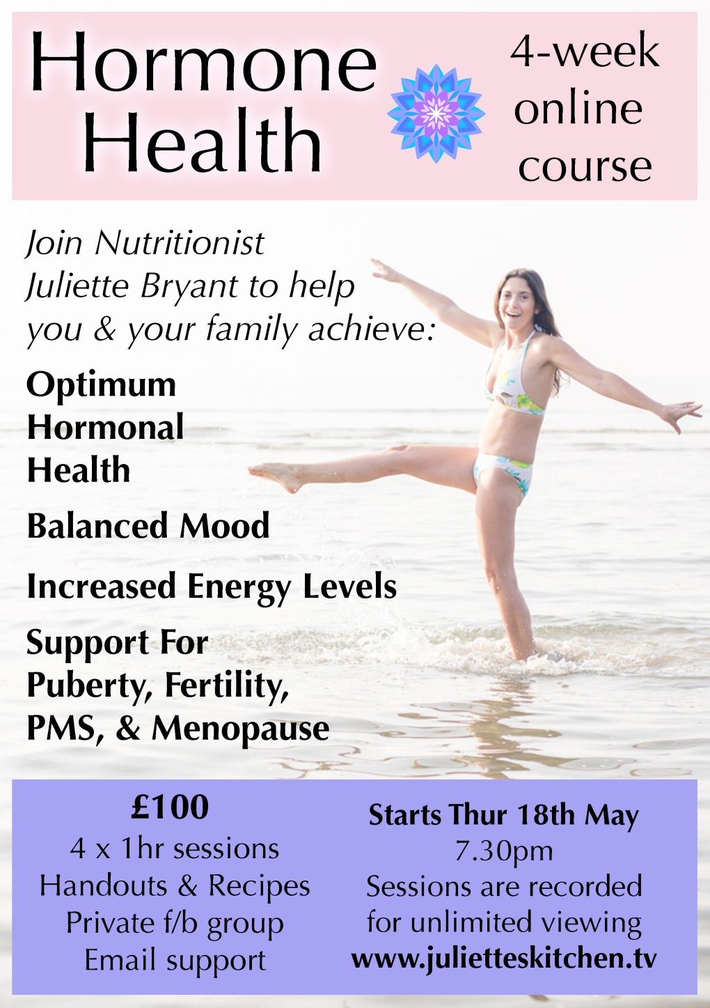 hormone health e-course